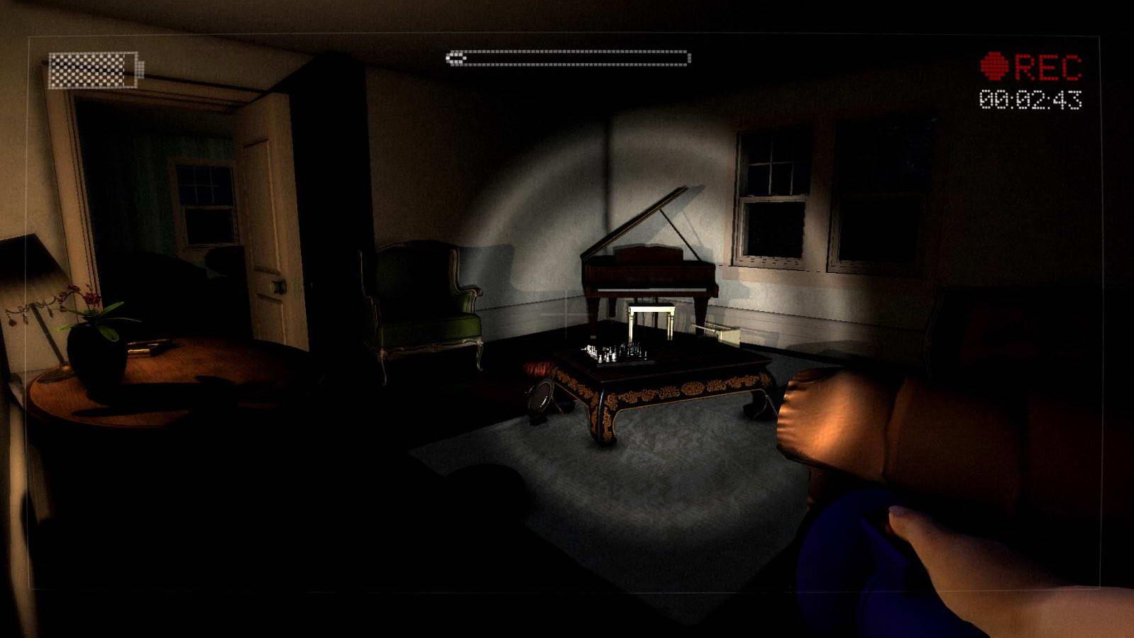 Скриншот Slender: The Arrival