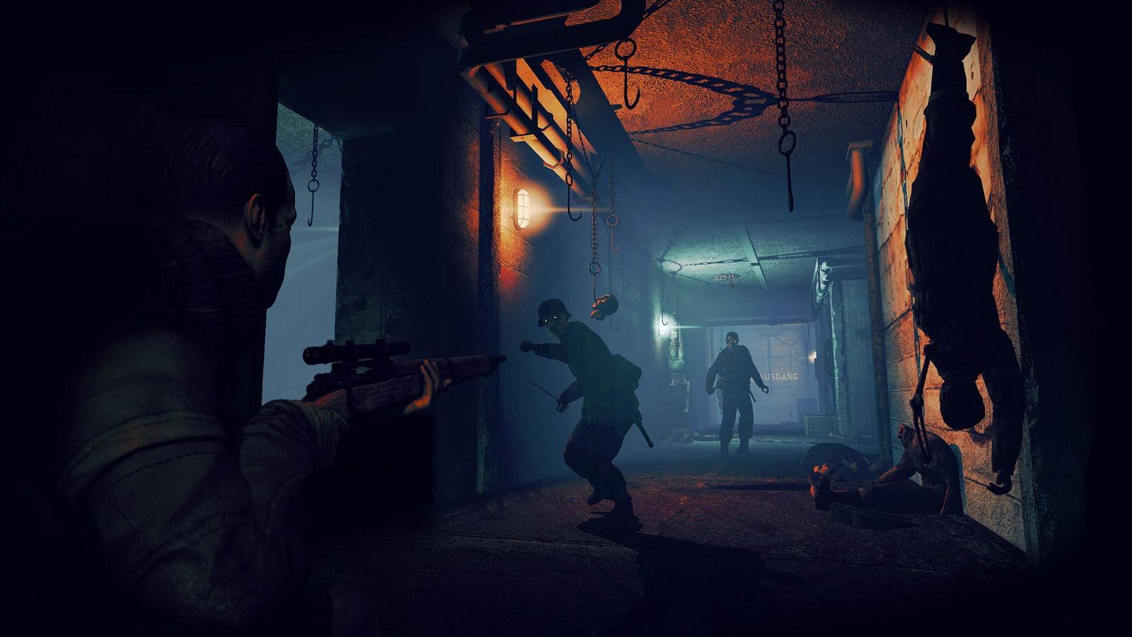 Скриншот Sniper Elite: Nazi Zombie Army 2