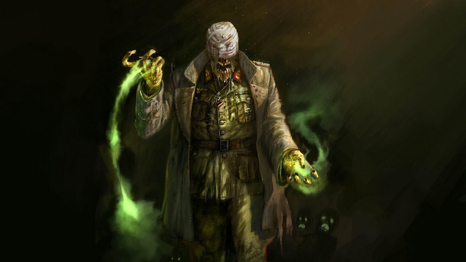 Арт Sniper Elite: Nazi Zombie Army 2