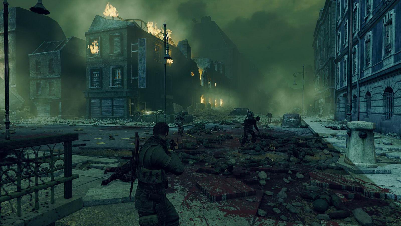 Скриншот Sniper Elite: Nazi Zombie Army