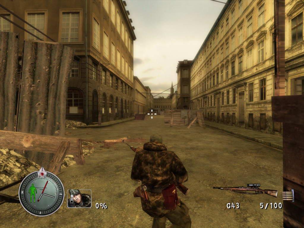 Скриншот Sniper Elite