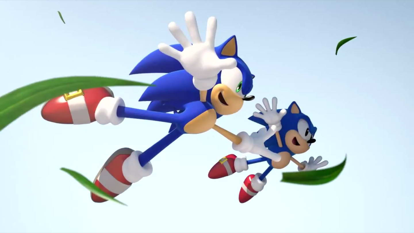 Скриншот Sonic Generations