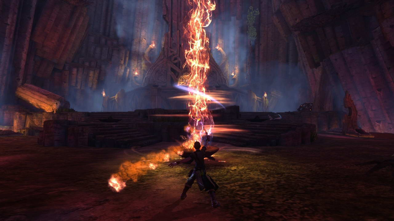 Скриншот Sorcery
