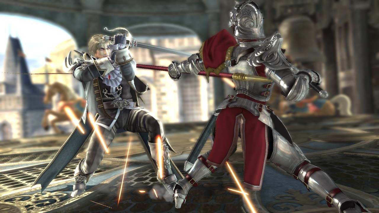 Скриншот SoulCalibur IV
