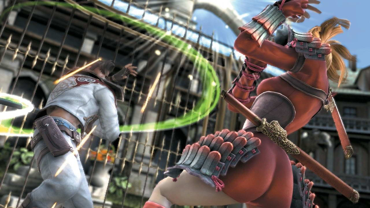 Скриншот SoulCalibur V