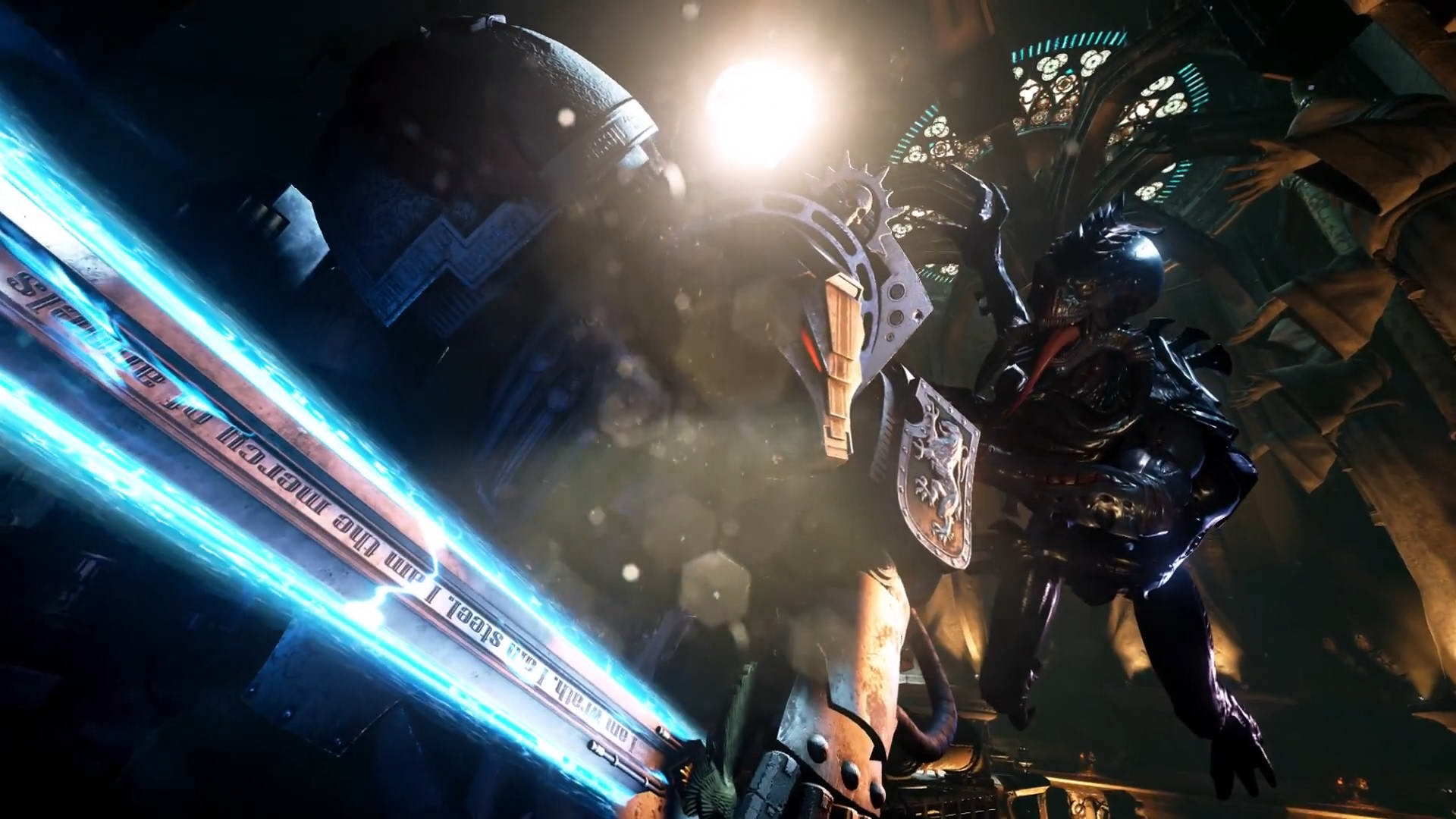 Скриншот Space Hulk: Deathwing