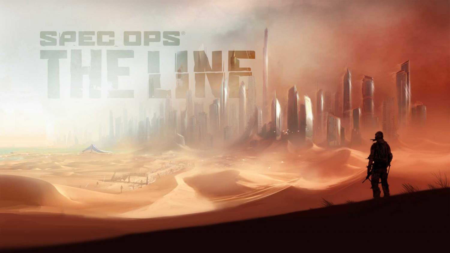 Скриншот Spec Ops: The Line