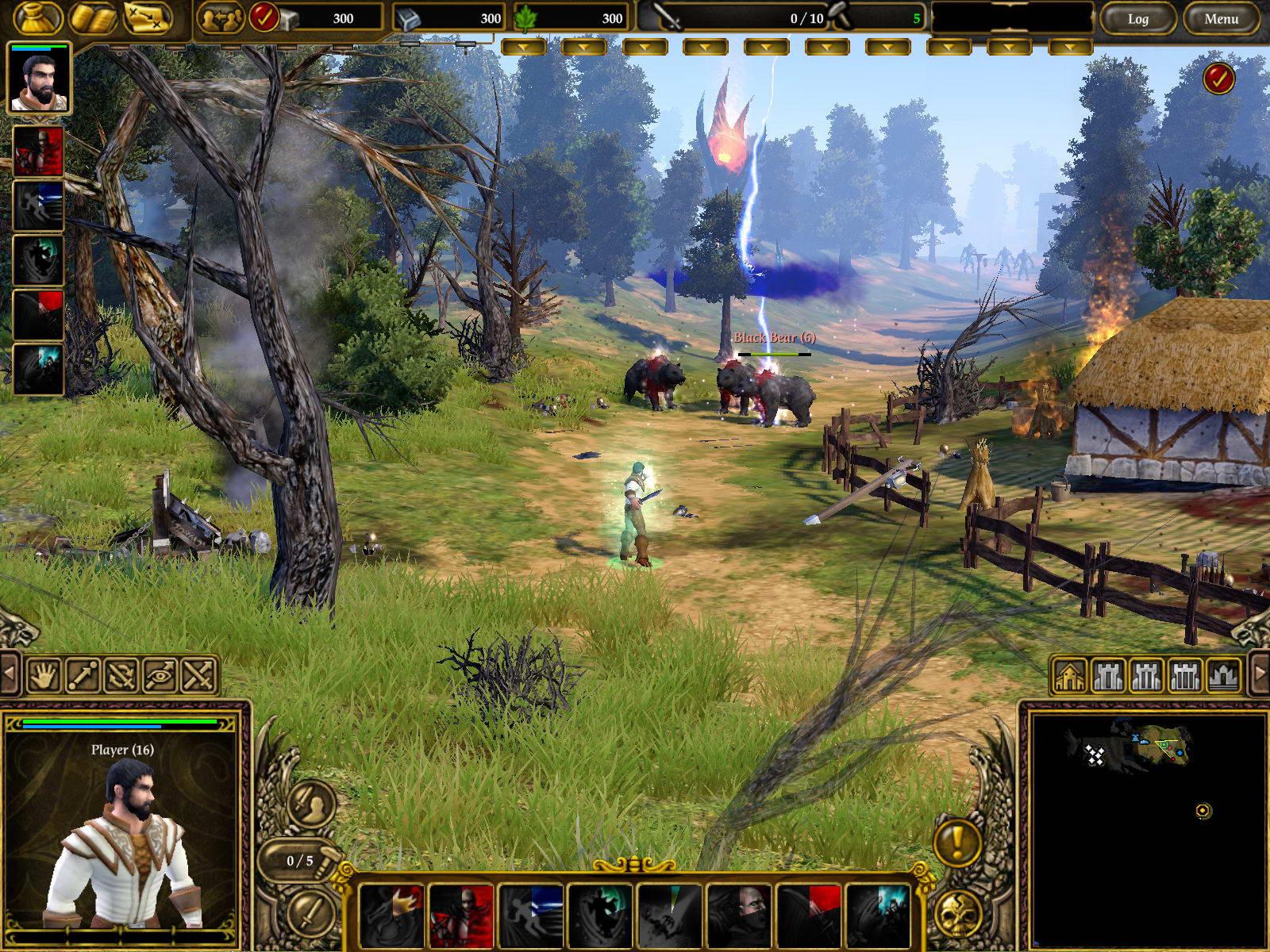 Скриншот Spellforce 2: Faith in Destiny
