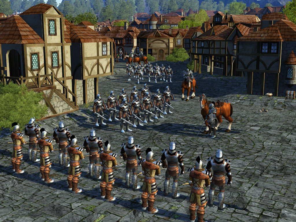 скачать игру spellforce 2 shadow wars через торрент на русском
