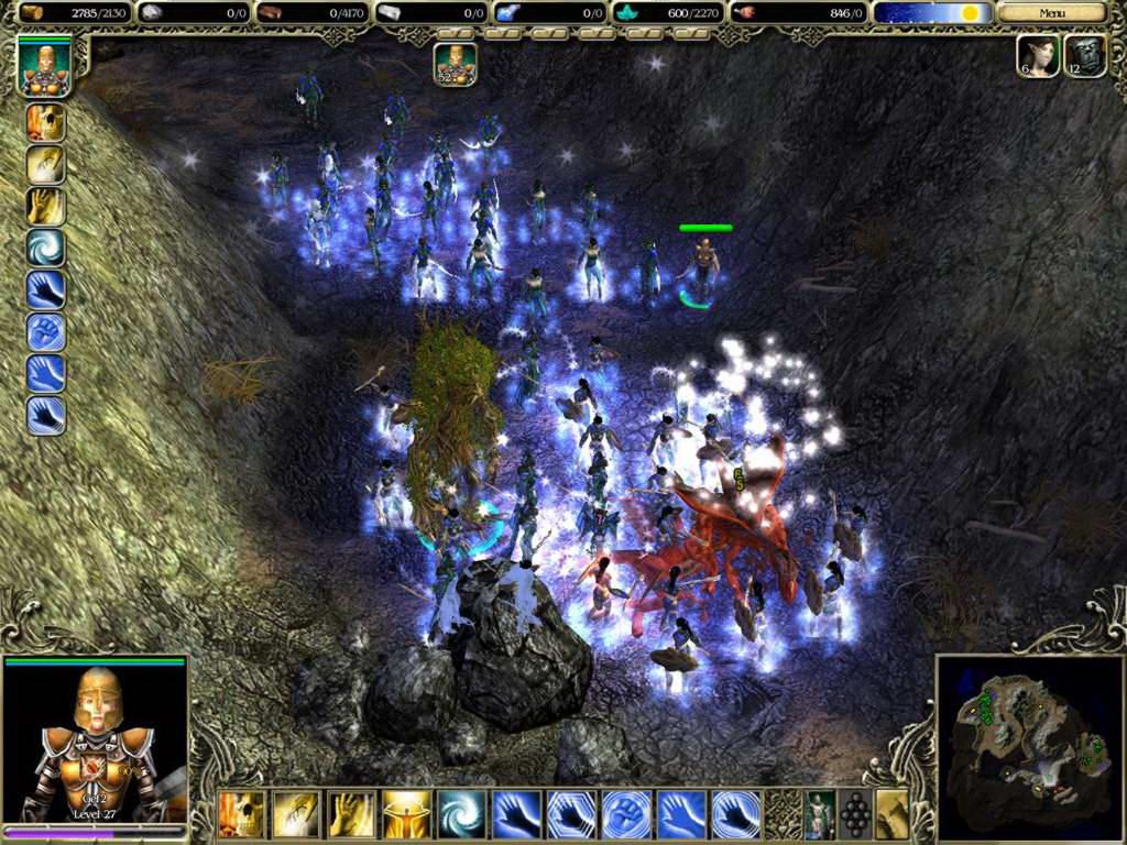 Скриншот SpellForce: The Breath of Winter