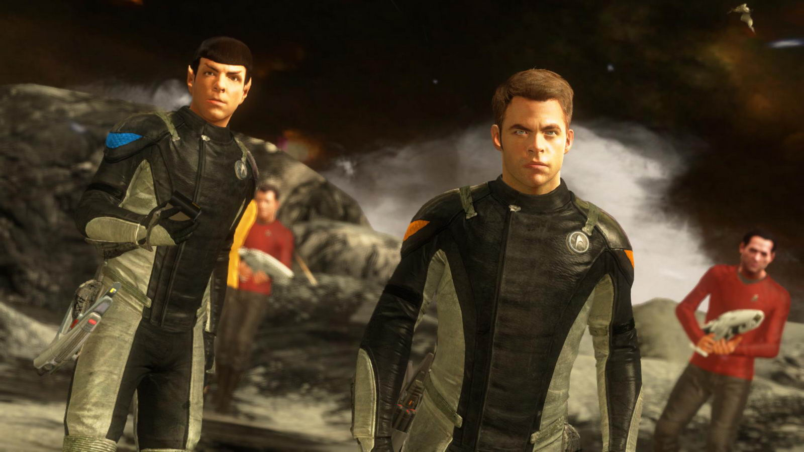 Скриншот Star Trek The Video Game