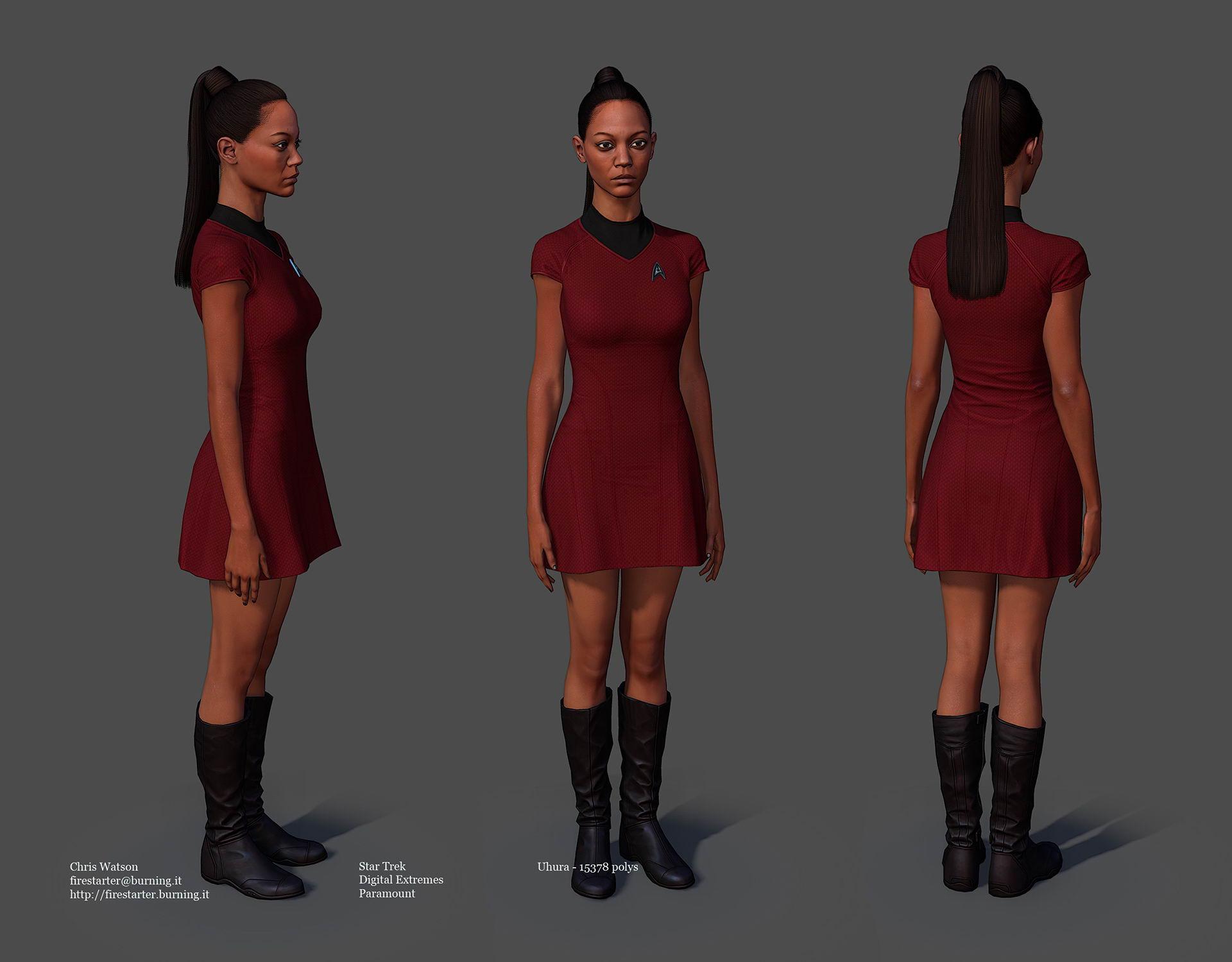 Арт Star Trek The Video Game
