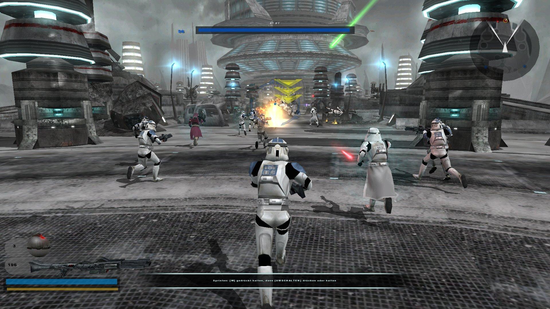 Скриншот Star Wars: Battlefront 2004