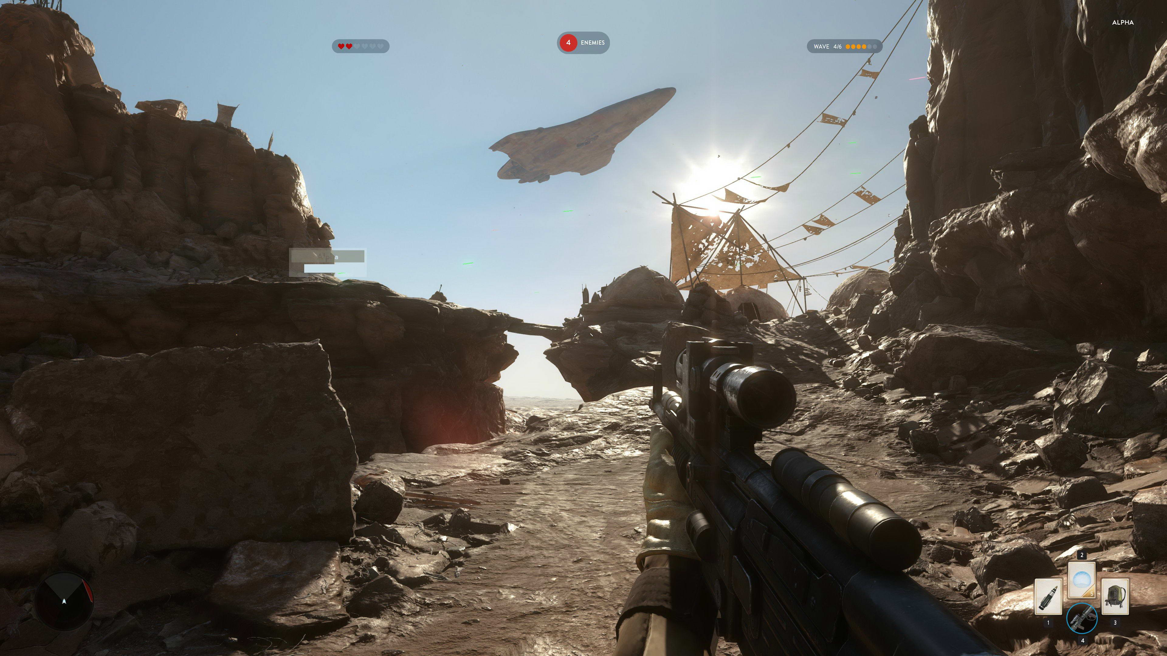 Скриншот Star Wars: Battlefront 2015