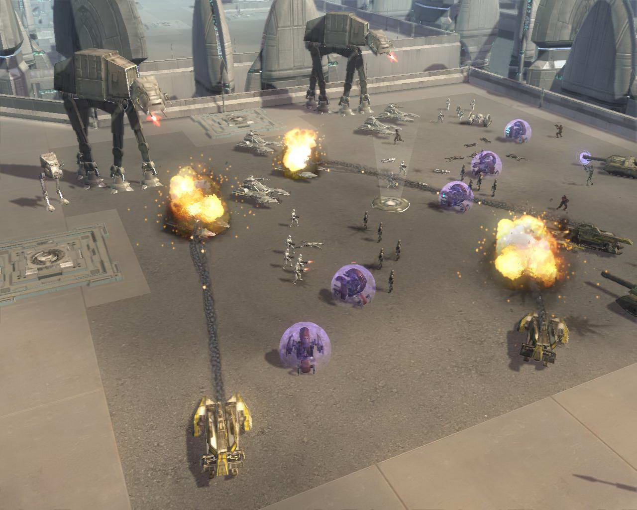 Скриншот Star Wars: Empire at War - Forces of Corruption