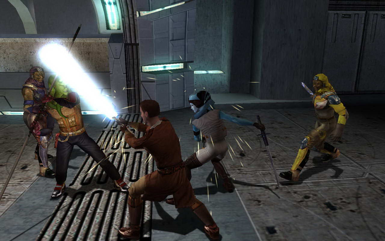 Скриншот Star Wars: Knights of the Old Republic II - The Sith Lords