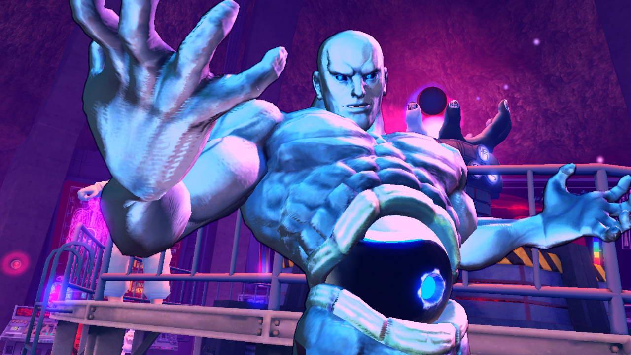 Скриншот Street Fighter IV