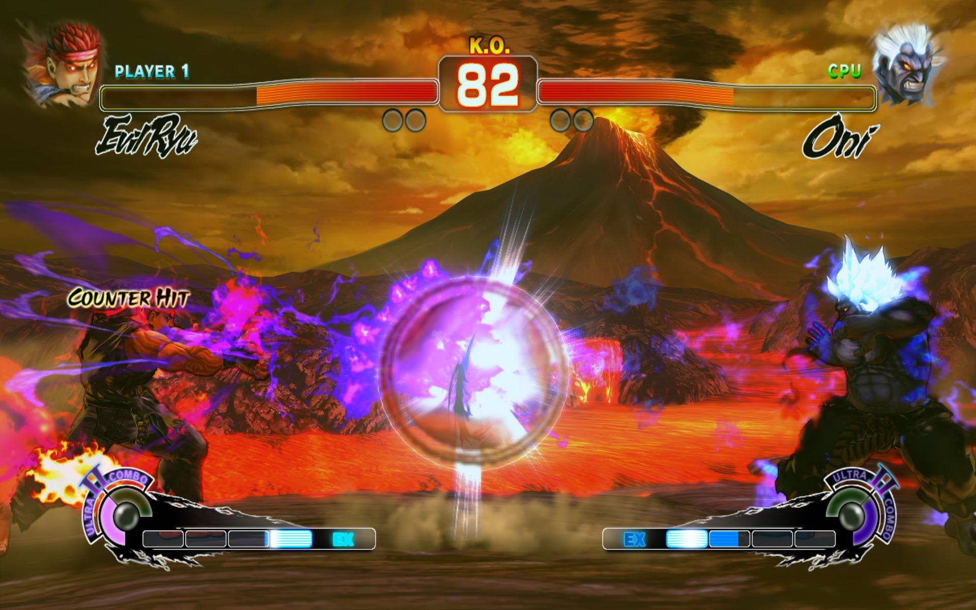 Скриншот Super Street Fighter IV