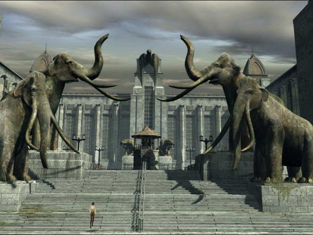 Скриншот Syberia II