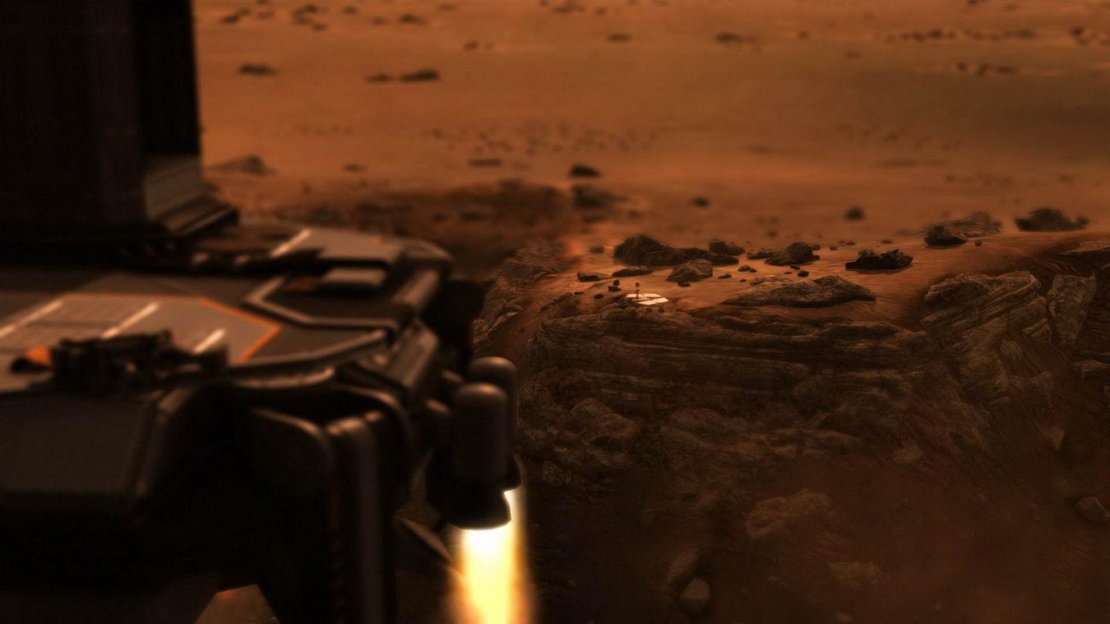 Скриншот Take On Mars