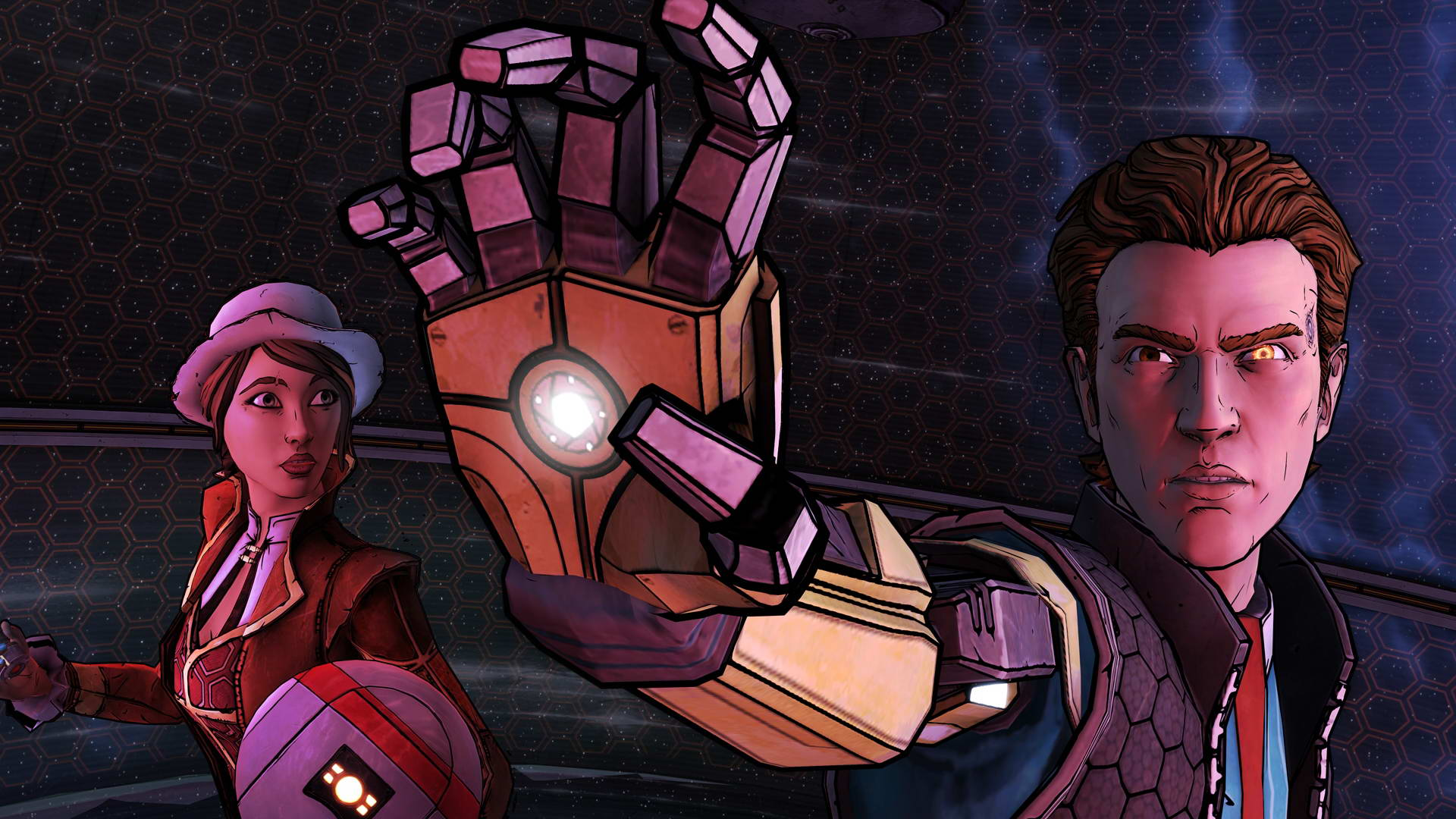 Скриншот Tales From The Borderlands: Episode 2 - Atlas Mugged