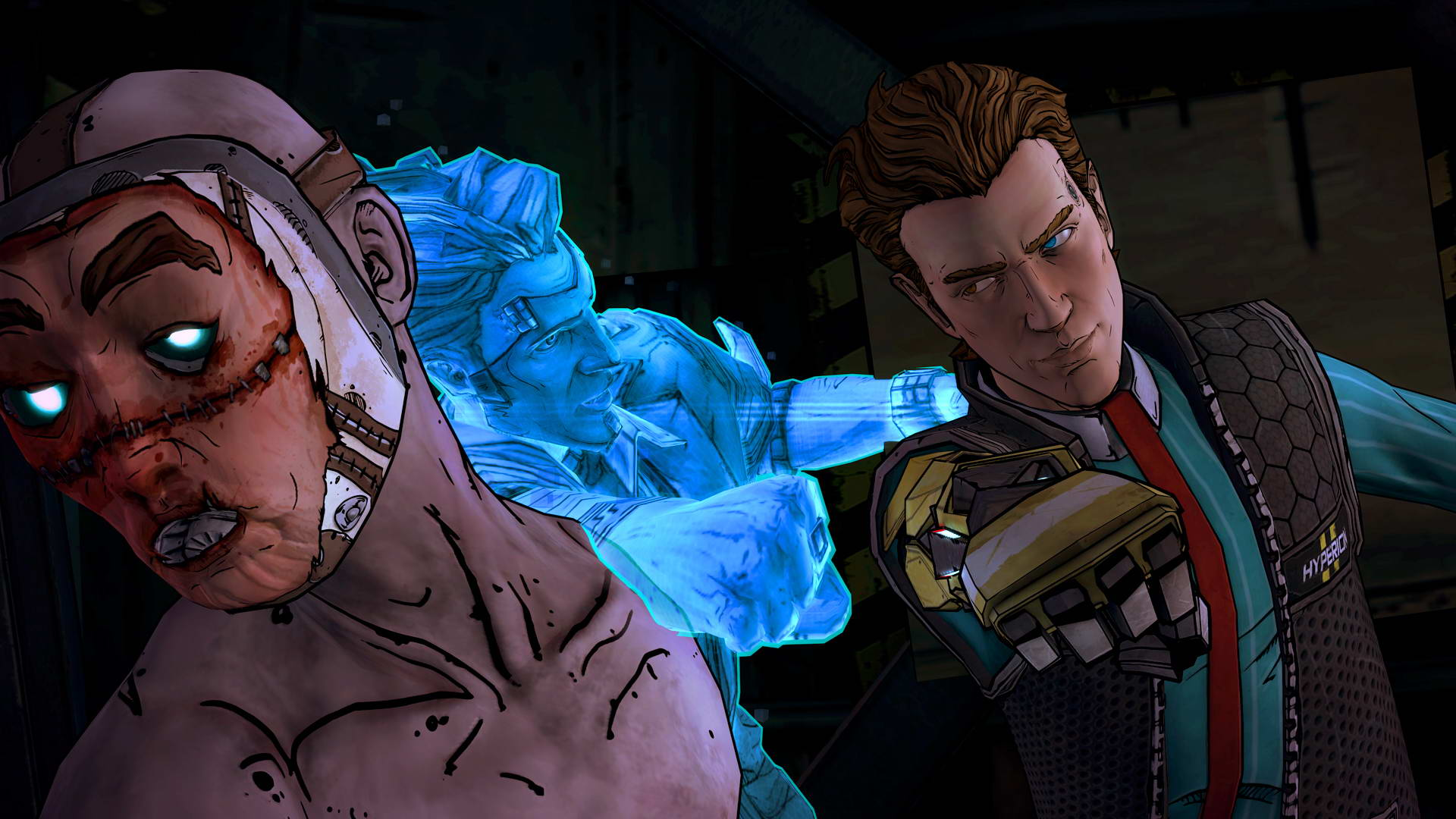 Скриншот Tales From The Borderlands: Episode 4 - Escape Plan Bravo