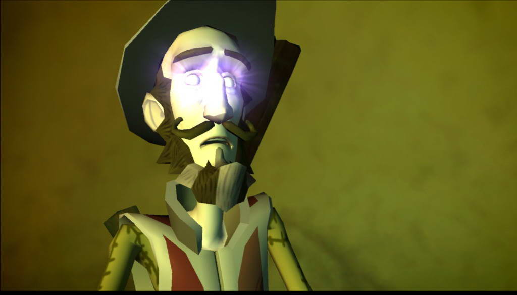 Скриншот Tales of Monkey Island Chapter 3: Lair of the Leviathan