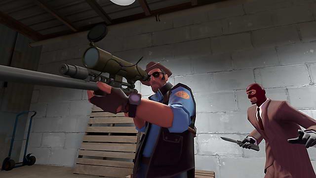Скриншот Team Fortress 2