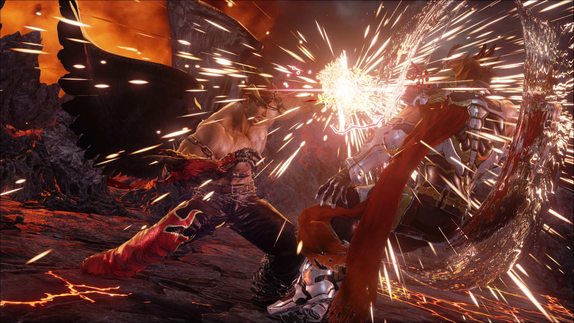 Скриншот Tekken 7