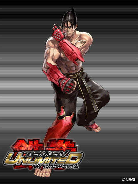 Арт Tekken Tag Tournament 2