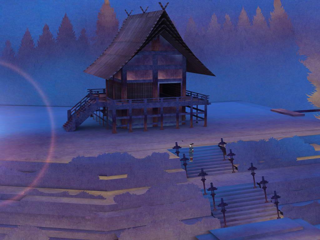 Скриншот Tengami