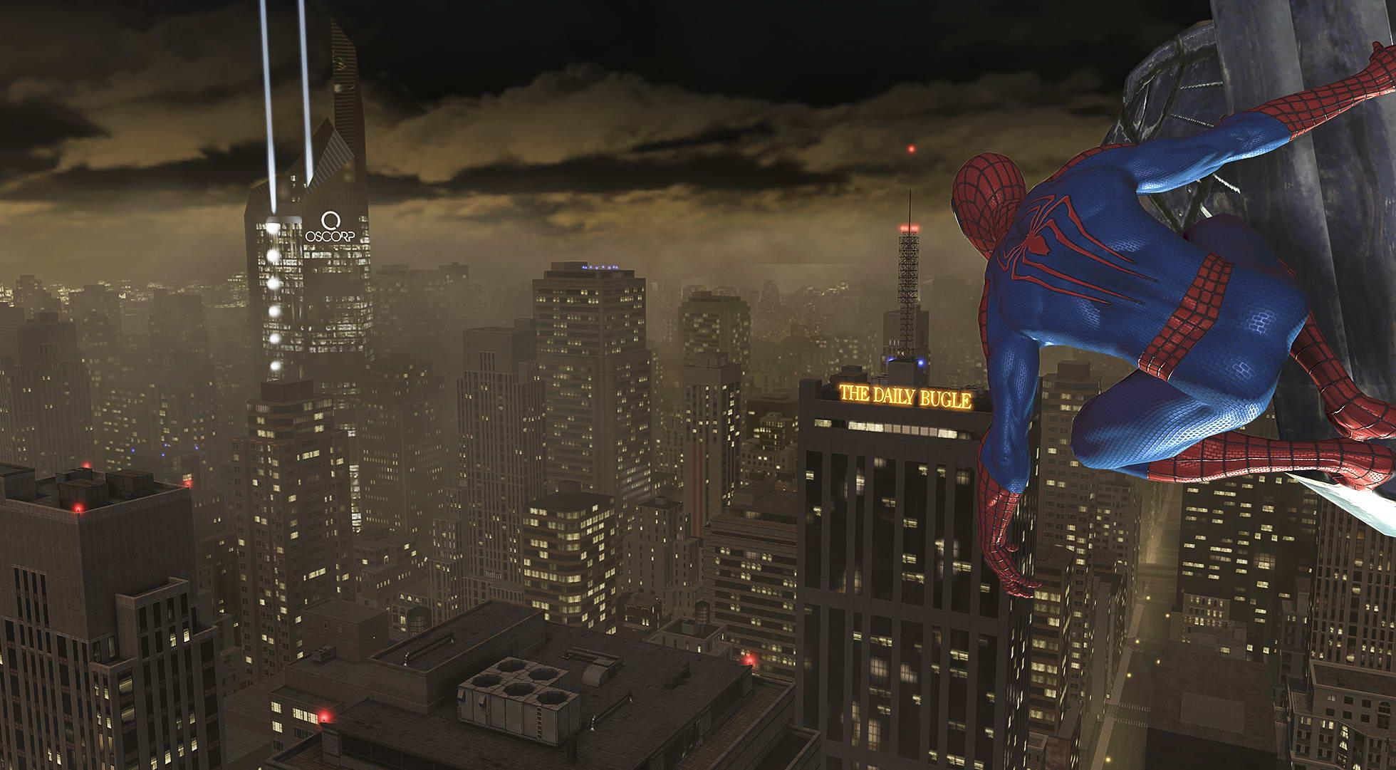 Скриншот The Amazing Spider-Man 2