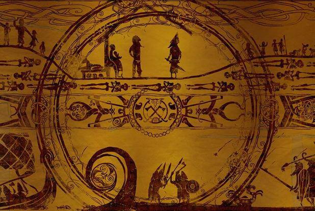 Арт The Banner Saga