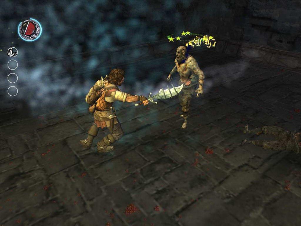Скриншот The Bard's Tale