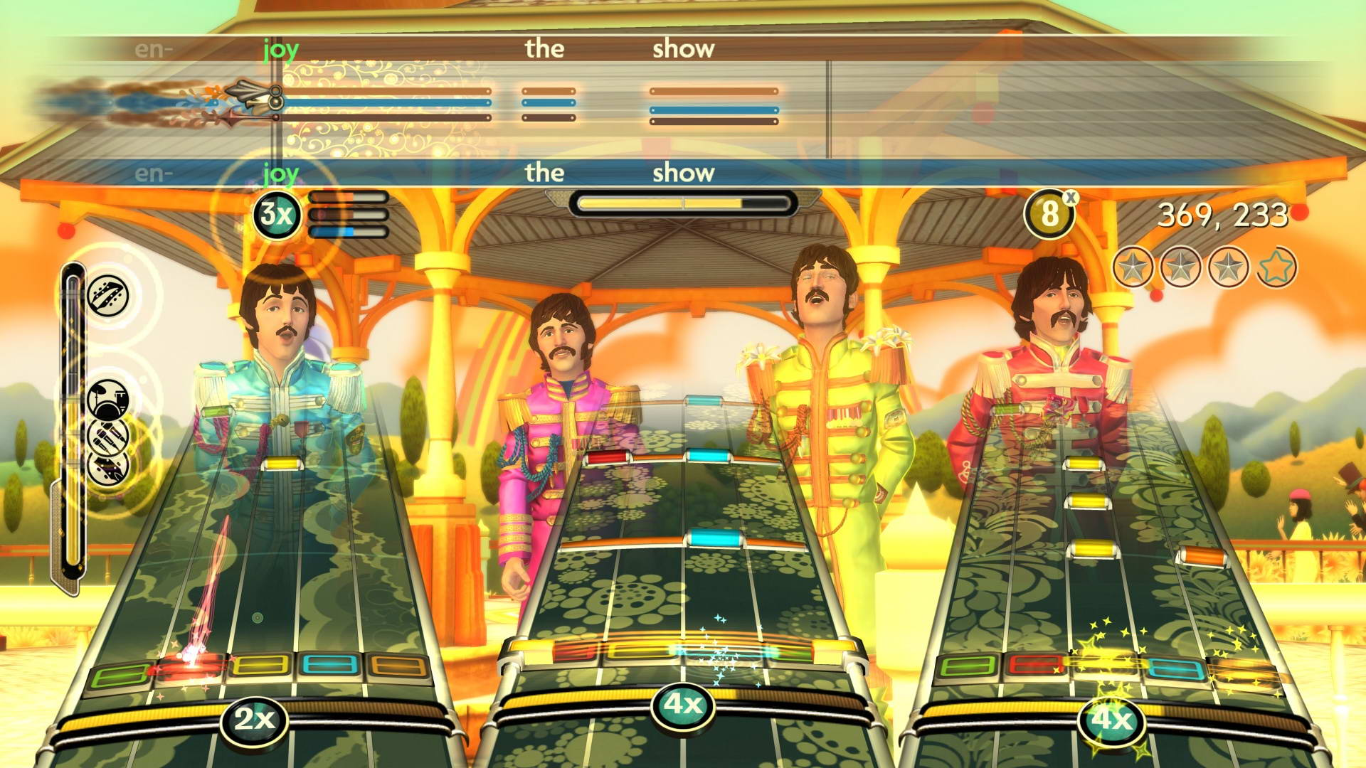 Скриншот The Beatles: Rock Band