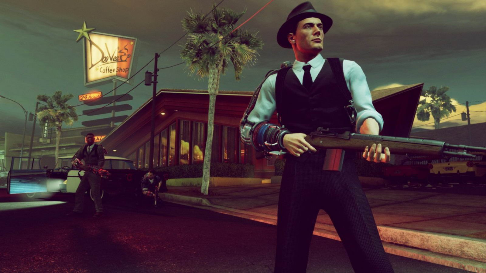 Скриншот The Bureau: XCOM Declassified