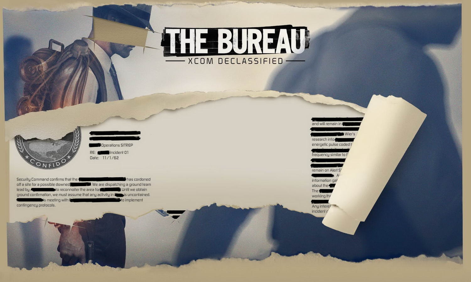 Арт The Bureau: XCOM Declassified