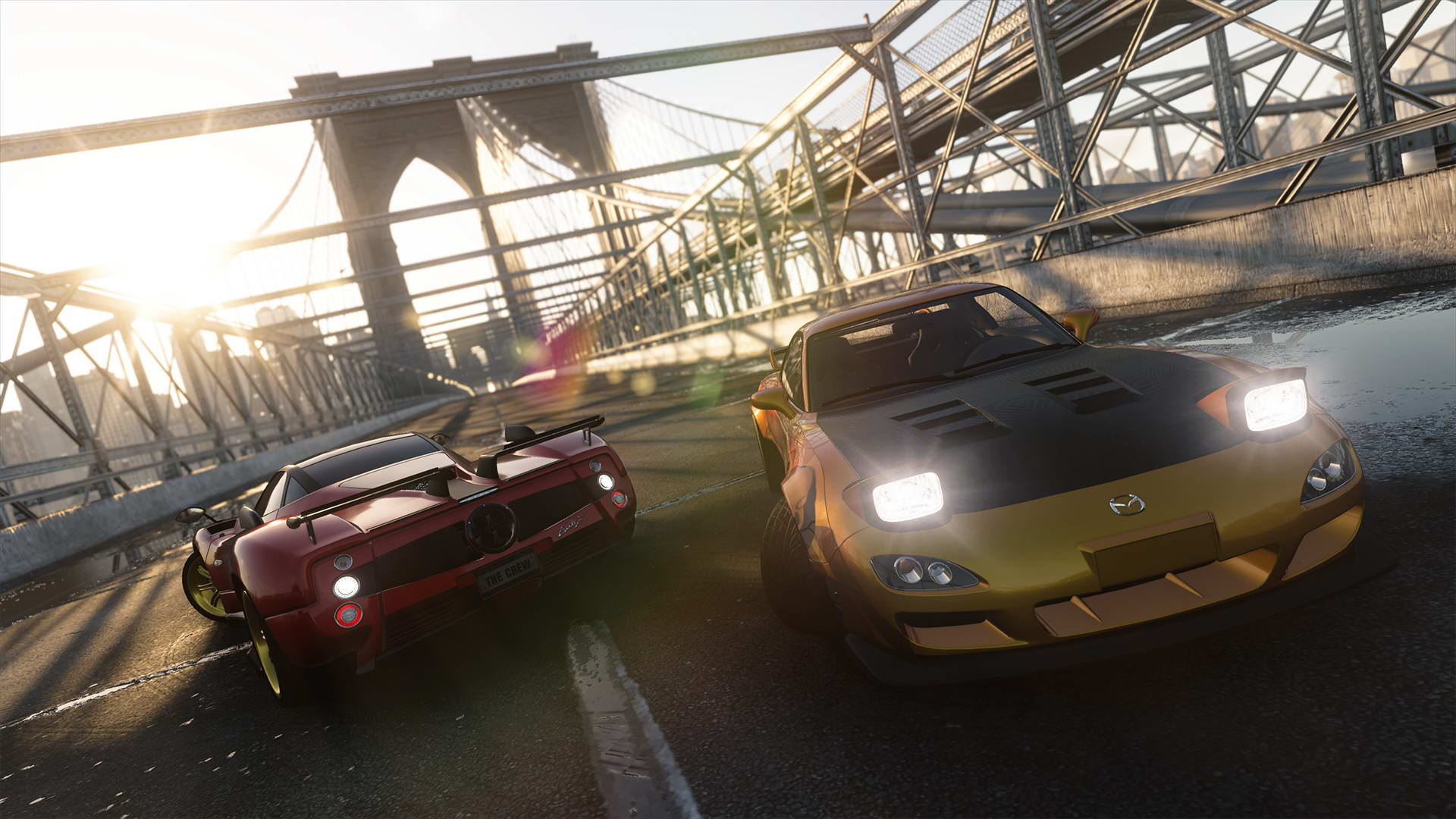 Скриншот The Crew: Wild Run