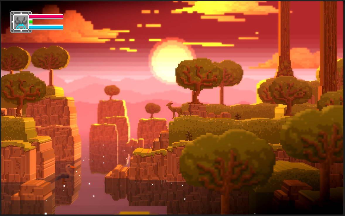 Скриншот The Deer God