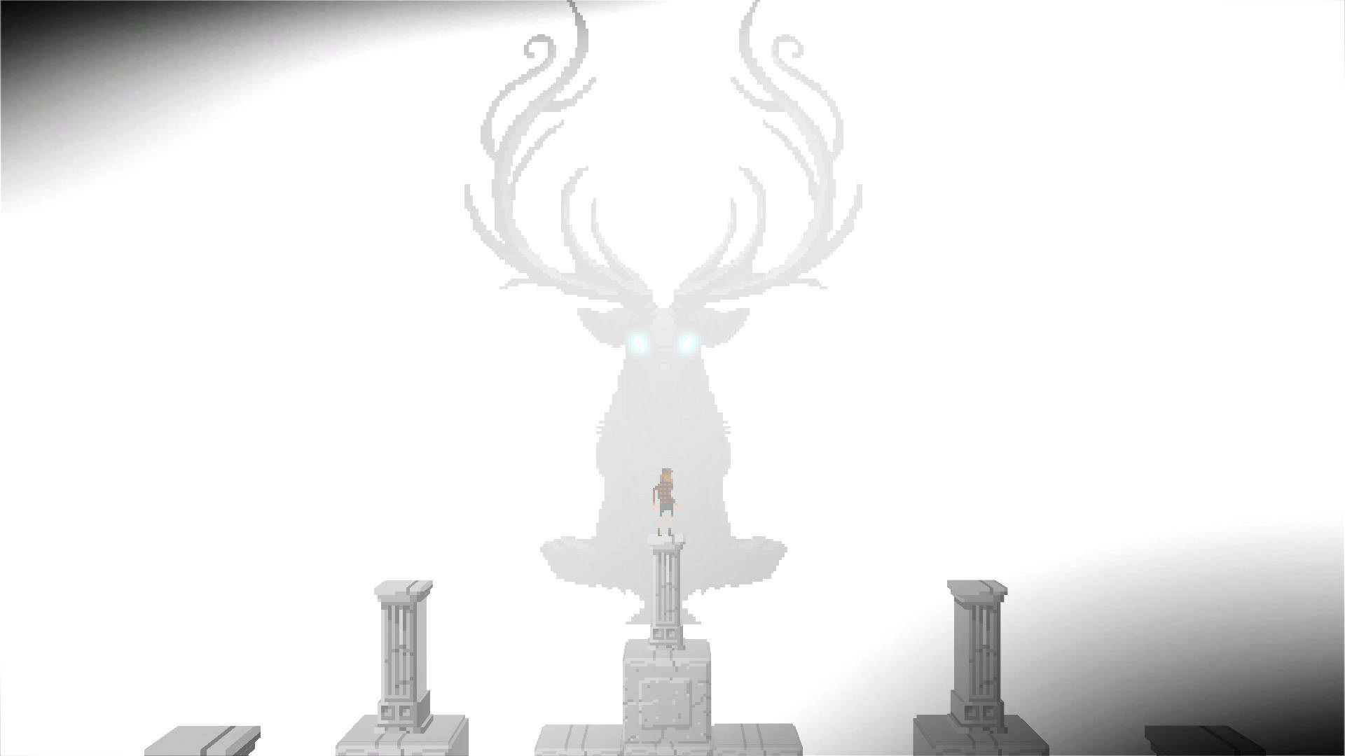 Скриншот The Deer God