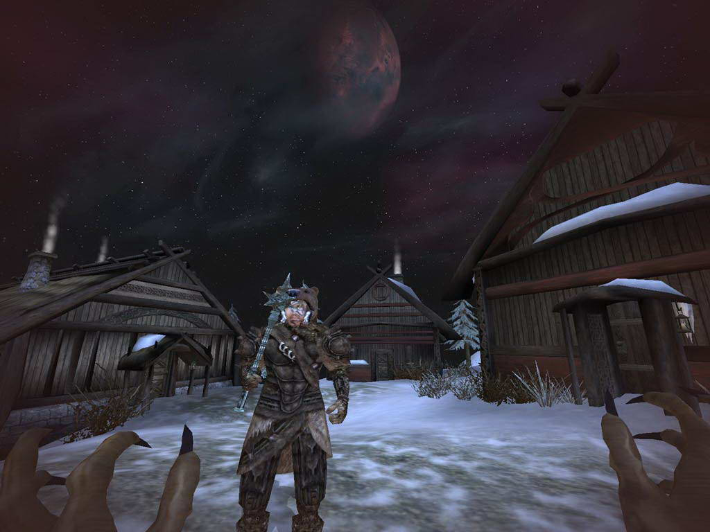 Скриншот The Elder Scrolls III: Bloodmoon