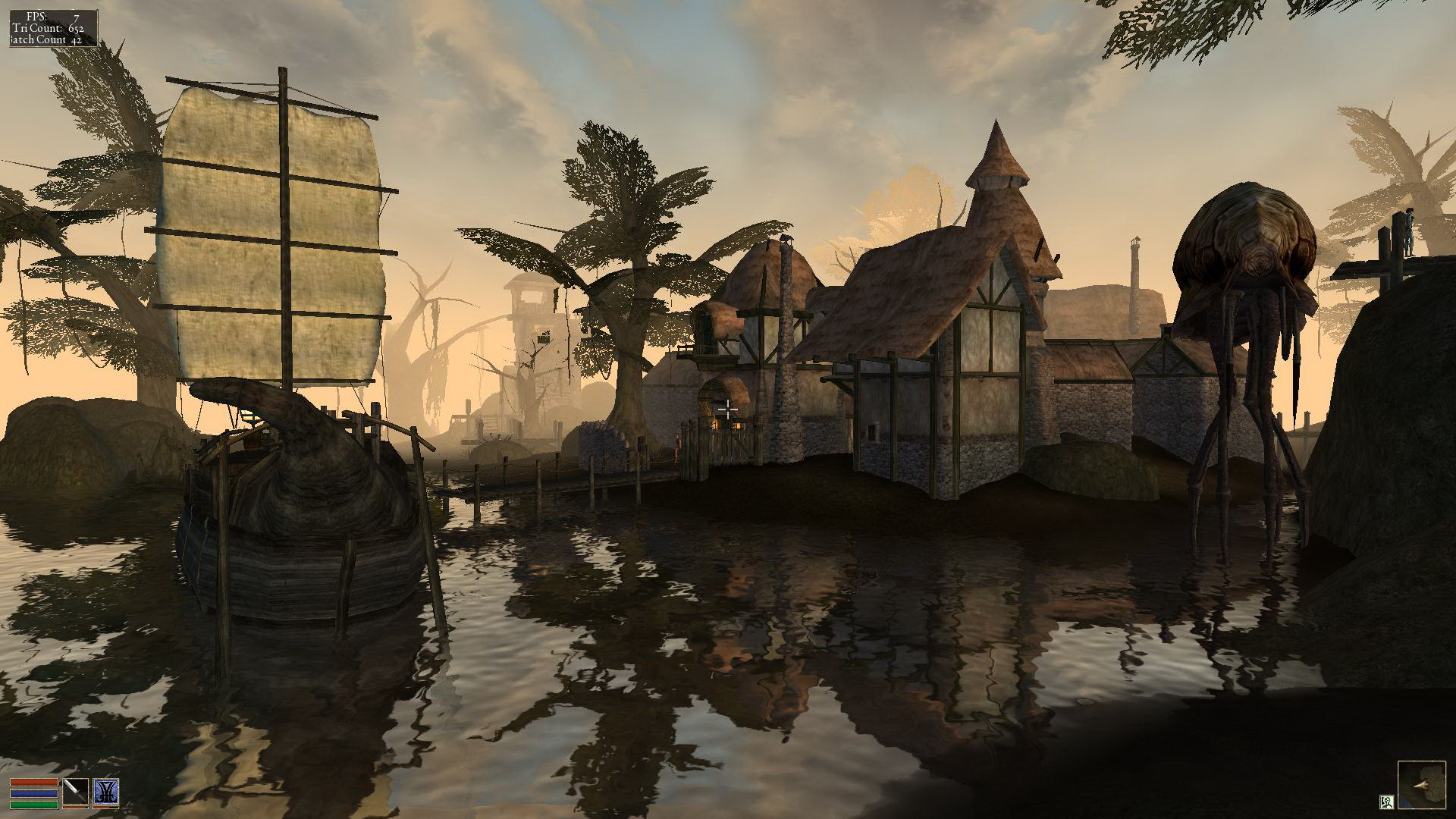 Скриншот The Elder Scrolls III: Morrowind