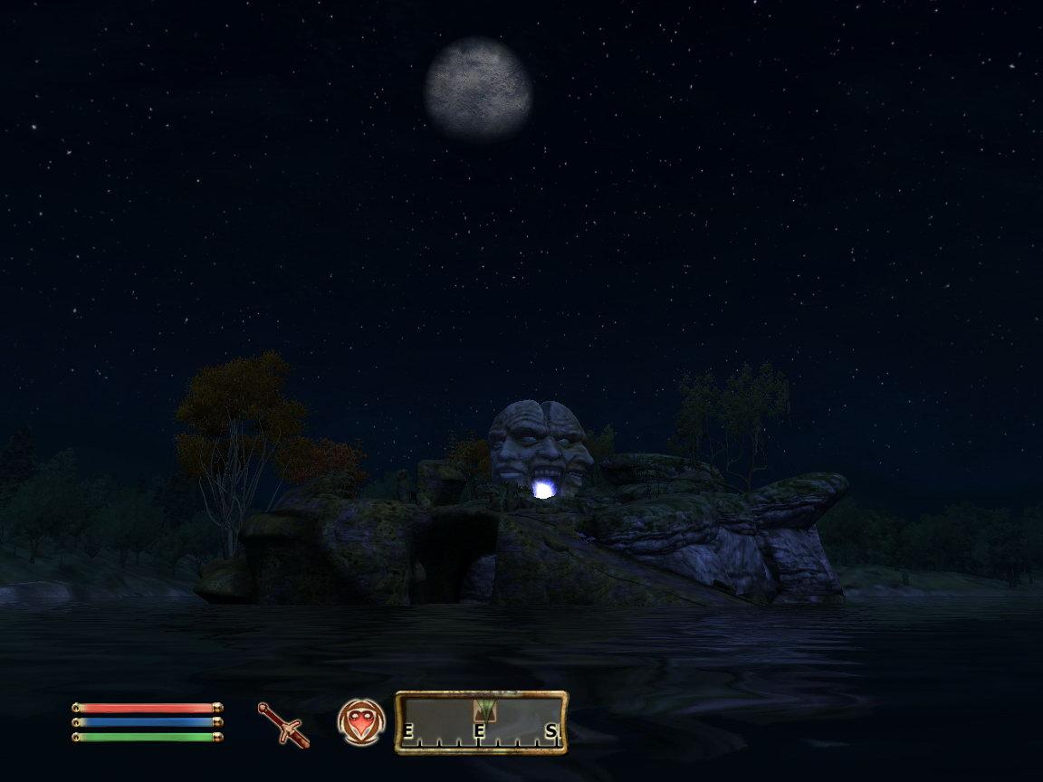 Скриншот The Elder Scrolls IV: Oblivion - The Shivering Isles