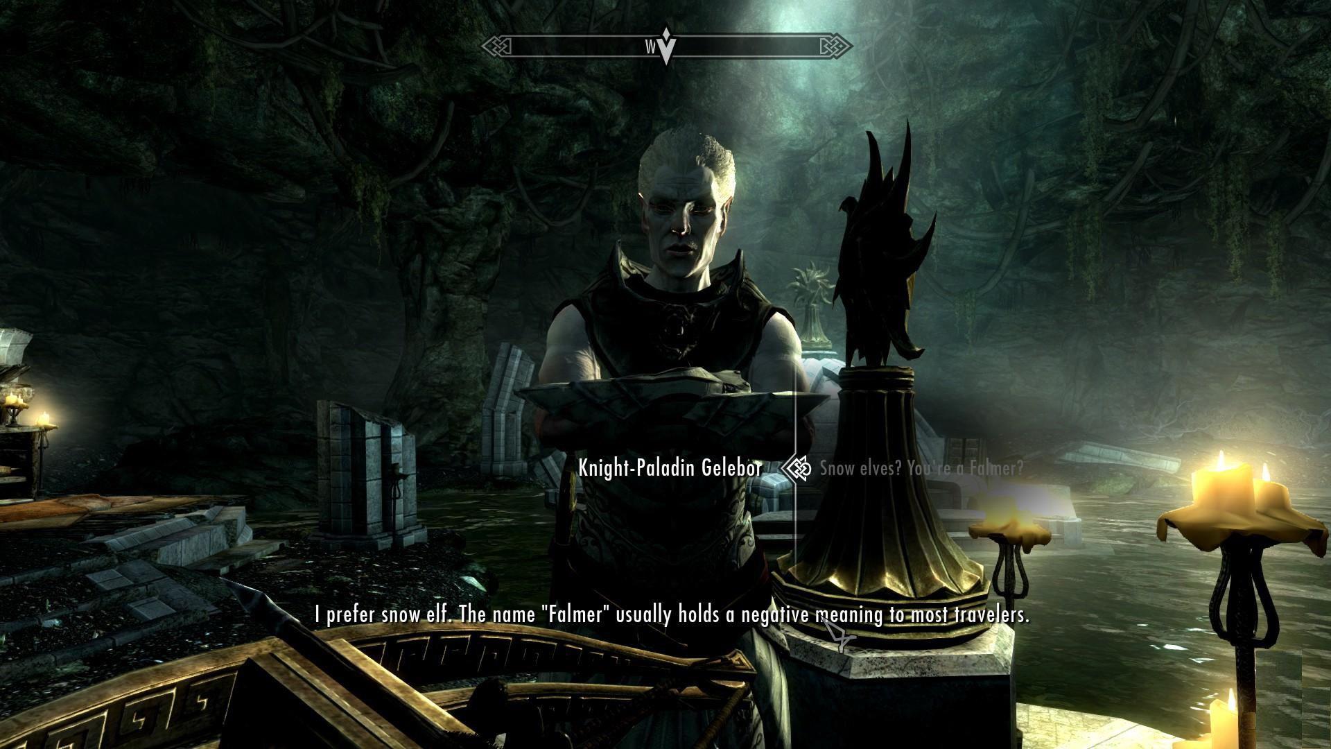 Скриншот The Elder Scrolls V: Skyrim - Dawnguard