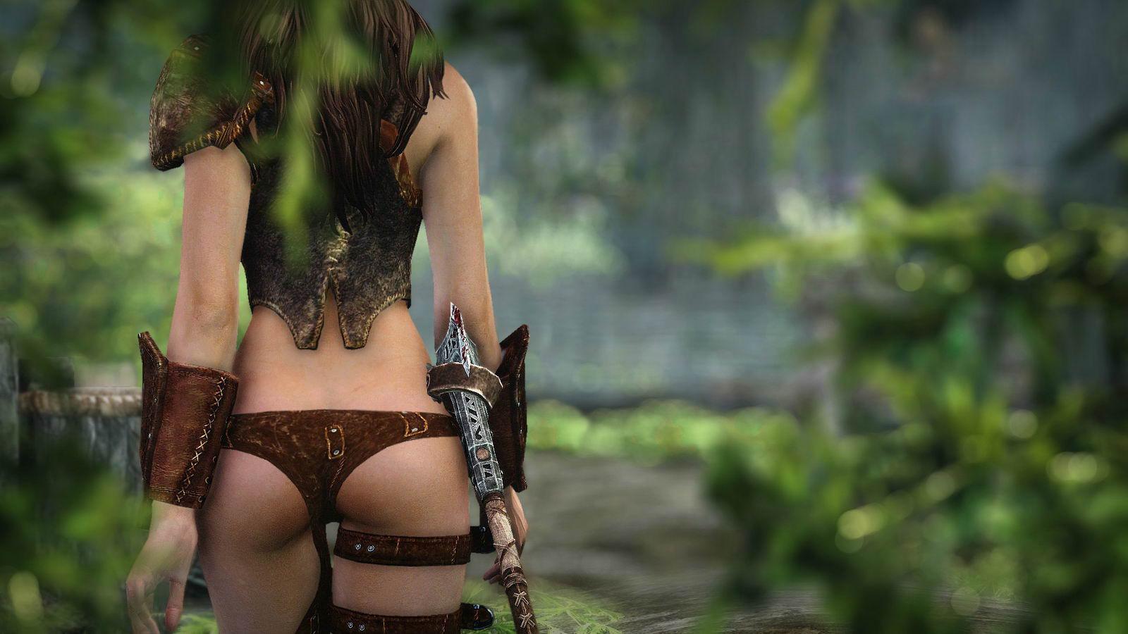 Femme the elder scrolls online nu naked pic