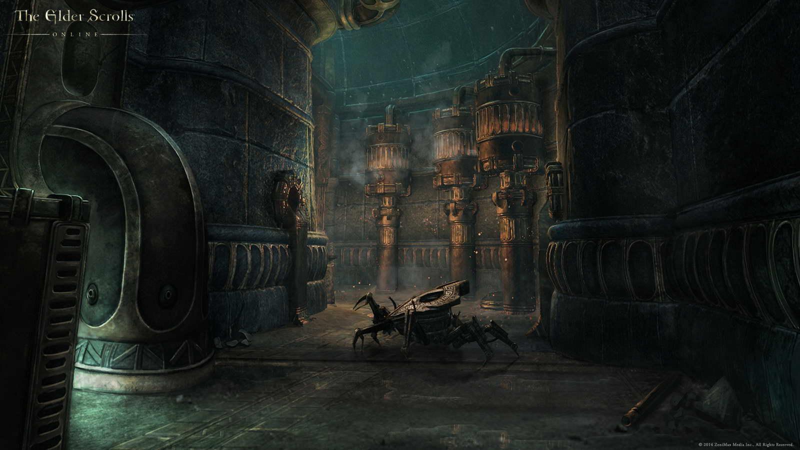 Арт The Elder Scrolls Online