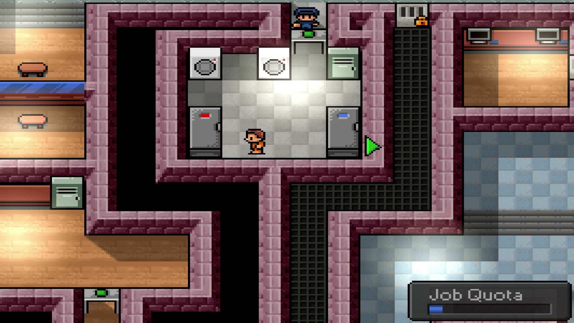 Скриншот The Escapists