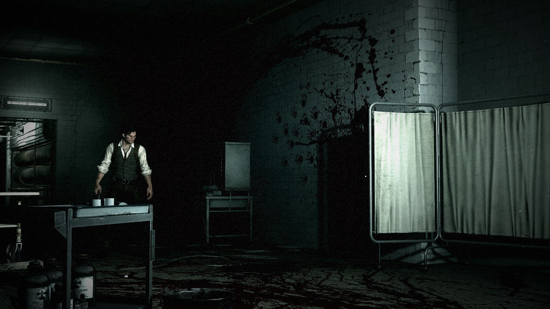 Скриншот The Evil Within