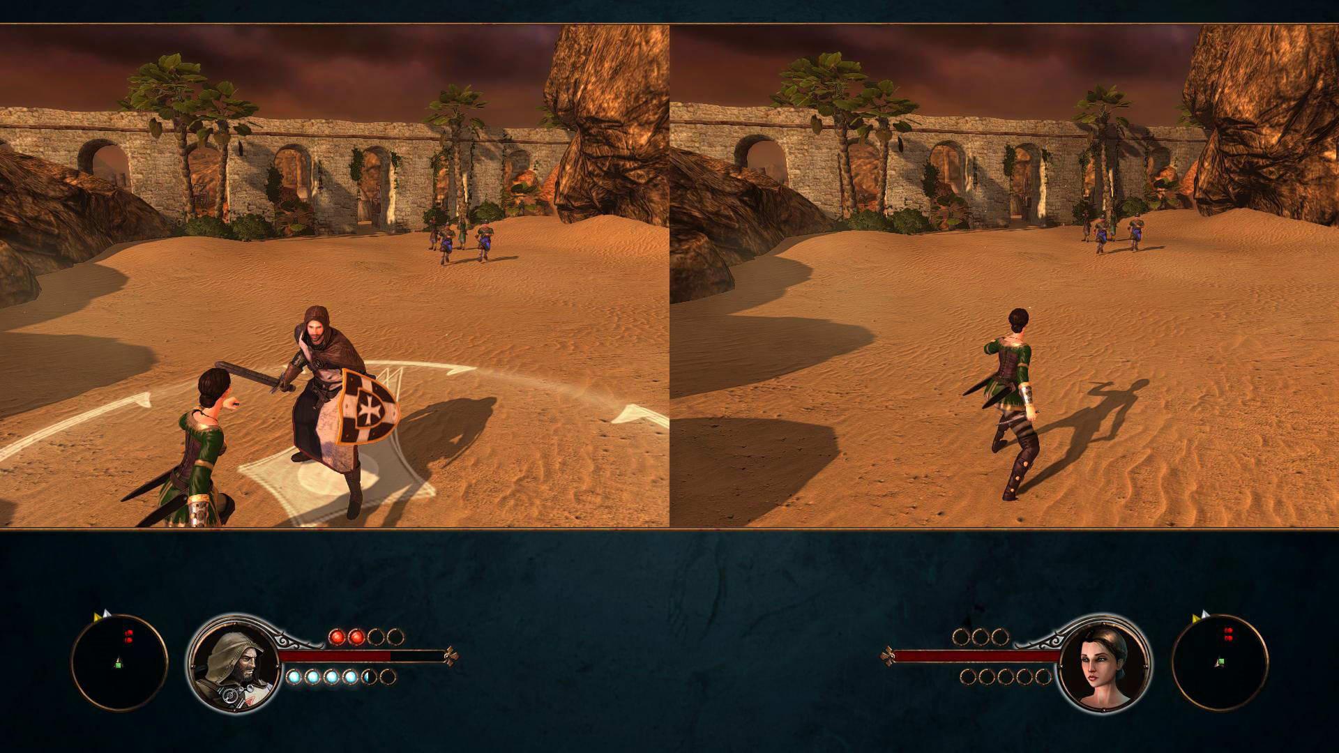 Скриншот The First Templar
