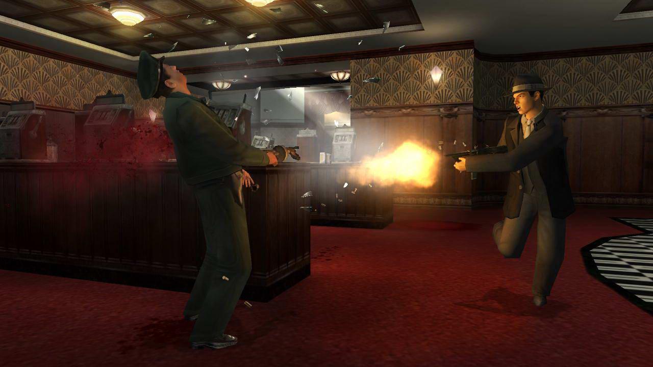 Скриншот The Godfather II
